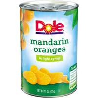 DOLE® Mandarin Oranges in Light Syrup