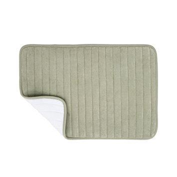 Asstd National Brand Reversible Memory Foam Bath Rug