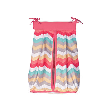Test Waverly Pom Pom Play Diaper Stacker
