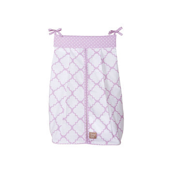 Test Orchid Bloom Diaper Stacker