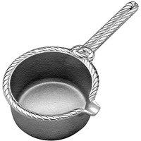 Wilton Armetale Gourmet Grillware Saucepot With Spout