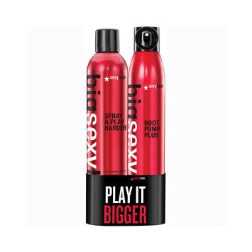 Big Sexy Hair Spray & Play