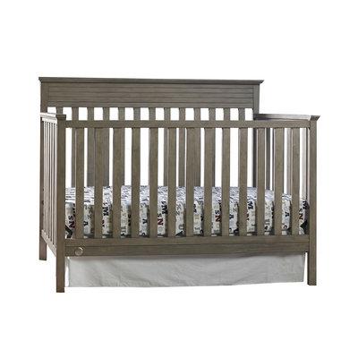 Fisher Price Bivona Newbury Convertible Crib - Antique Gray