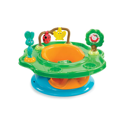 Summer Infant Inc Summer Infant 3-Stage SuperSeat - Forest Friends