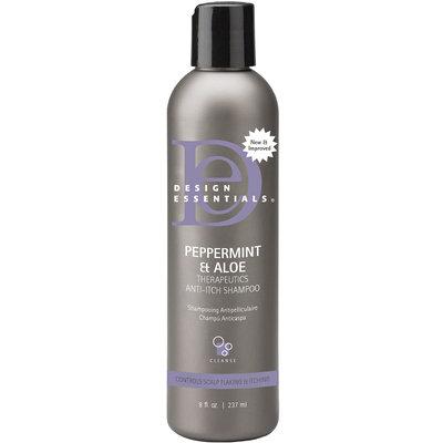 Design Essentials Peppermint Aloe Anti-Itch Shampoo - 8 oz.