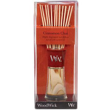 WoodWick Reed Diffusers Cinnamon Chai #WOOD-REED-7-CINNAMONCHAI - Room Atomizers