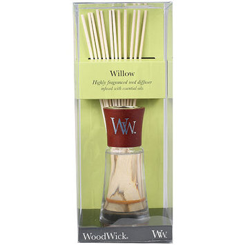 WoodWick Willow Large Reed Diffuser