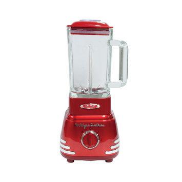 Helman Group Nostalgia Electrics - Retro Series '50s-style 3-speed Blender - Red