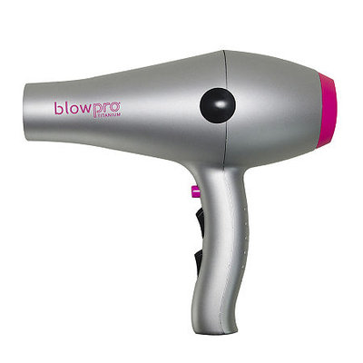 Blow Pro blowpro Titanium Professional Hair Dryer + 3-pc. Travel-Sized Products