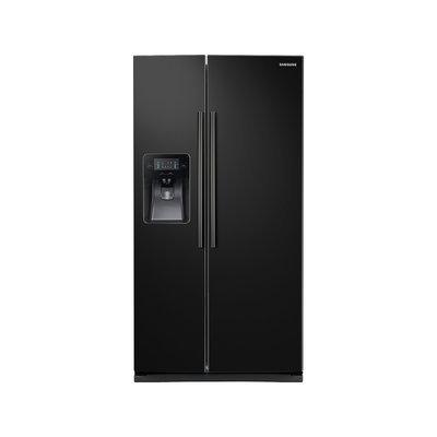 Samsung RS25J500DBC 25.0 Cu. Ft. Black Side-by-Side Refrigerator