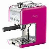 Delonghi kMix 15-Bar Pump Espresso Maker Color: Magenta