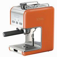 DeLONGHI kMix 15 Bars Pump Espresso Maker - Orange