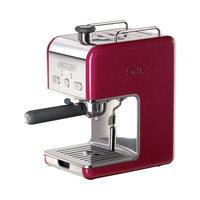 Delonghi kMix 15-Bar Pump Espresso Maker Color: Red