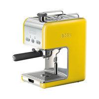 Delonghi kMix 15-Bar Pump Espresso Maker Color: Yellow