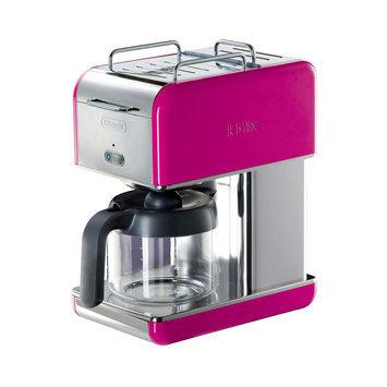 DeLonghi kMix 10-Cup Coffee Maker in Magenta DCM04MA