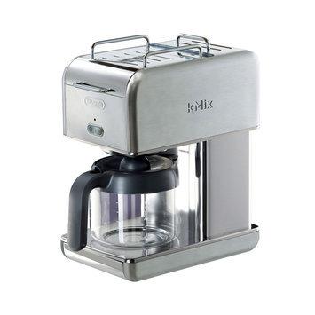 DeLonghi KMix 10-Cup Coffee Maker (Grey)