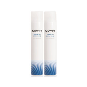 Nioxin 2-pk. NioSpray Extra-Hold Hairspray - 10.1 oz. each