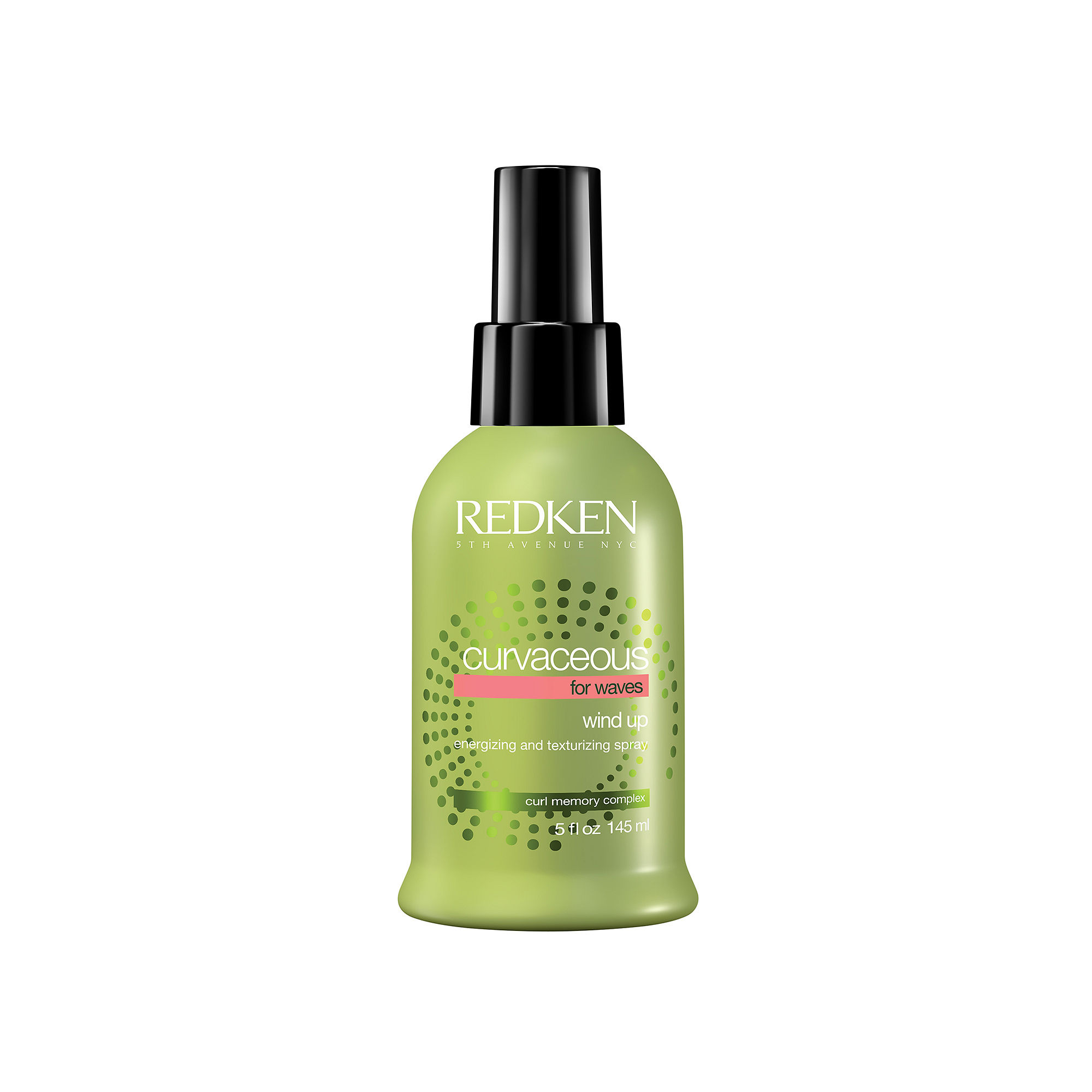 Redken Curvaceous Wind Up Curly & Wavy Hair Reactivating Spray