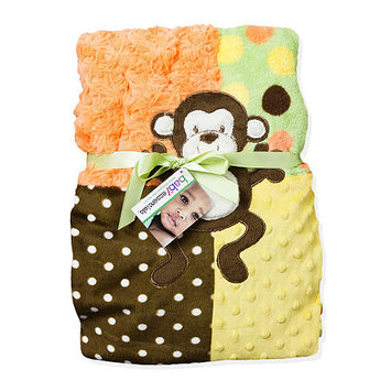 Baby Essentials Jungle Blanket
