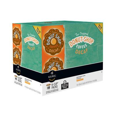 Keurig The Original Donut Shop® Decaf Extra Bold 48-Pk. K-Cup Portion Pack