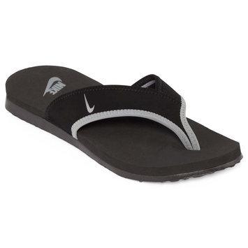 Nike Celso Plus Men's Flip-Flops, Size: 9, Black