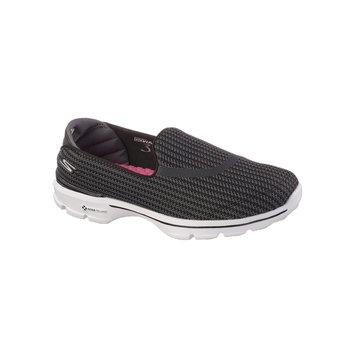 ProAmGolf 55858 Go Walk 3 Womens Shoes - Black & White
