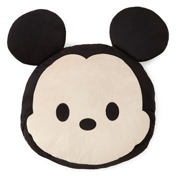 Jay Franco & Sons Tsum Tsum Mickey Face Pillow