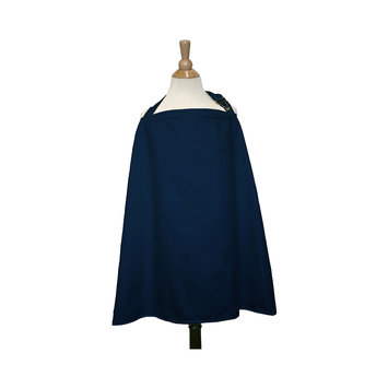 The Peanut Shell Nursing Cover - Navy