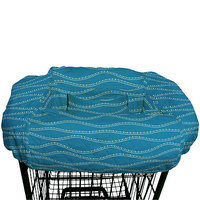 The Peanut Shell Shopping Cart Cover- Bali