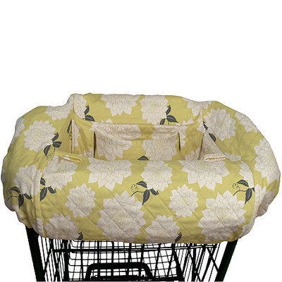 The Peanut Shell Shopping Cart Cover- Stella