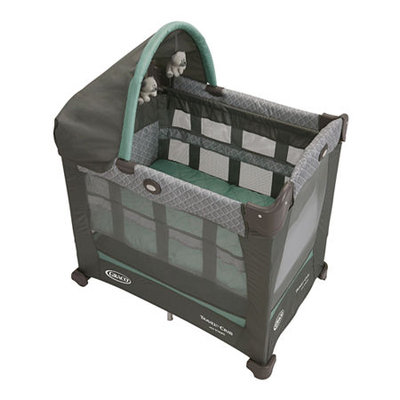 Graco Travel Lite Crib w/ Stages - Manor