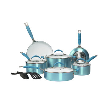 Philippe Richard 12-pc. Aluminum Nonstick Cookware Set