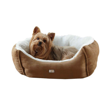Animal Planet Microsuede Pet Bed