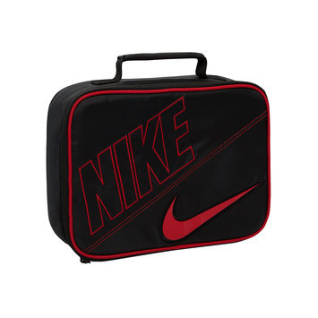 Nike Kids - Insulated Zip Lunchtote (Black) Bags