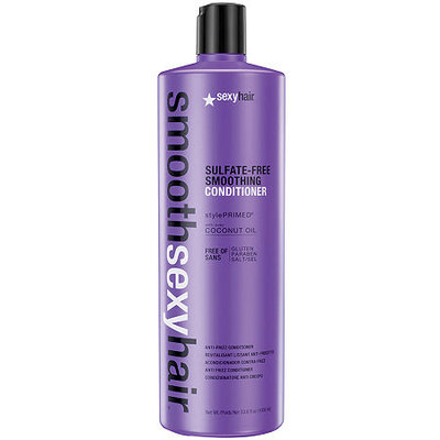 Smooth Sexy Hair Sulfate-Free Smoothing Conditioner - 33.8 oz.