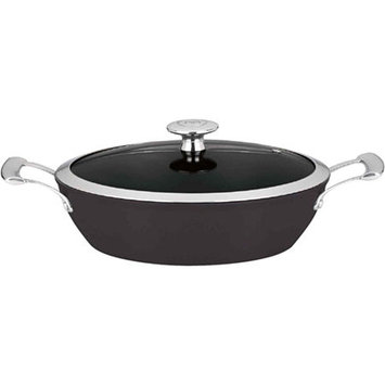 Mario Batali by Dansk Light 4-quart Black Braiser