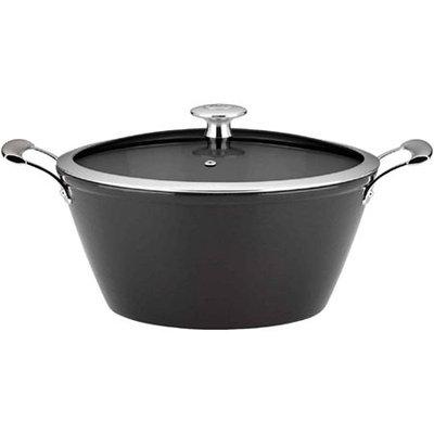 Mario Batali by Dansk Light 4-quart Black Round Oven