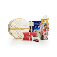 Lindt Lindor Sweet Celebrations Hat Box Assorted