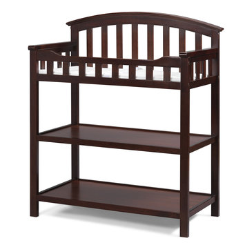 Graco Changing Table, Cherry