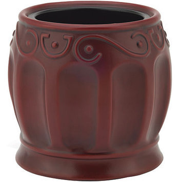Candle Warmers Candle Crock - Roman Red Red