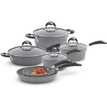 Bialetti 10-pc. Granito Aluminum Nonstick Cookware Set