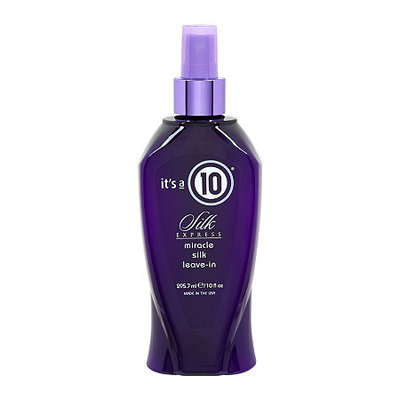 It's a 10 Silk Express Miracle Silk Leave-In
