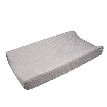 Serta Perfect Sleeper Deluxe Changing Pad Cover - Gray