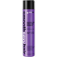 Smooth Sexy Hair Sulfate-Free Smoothing Shampoo - 10.1 oz.