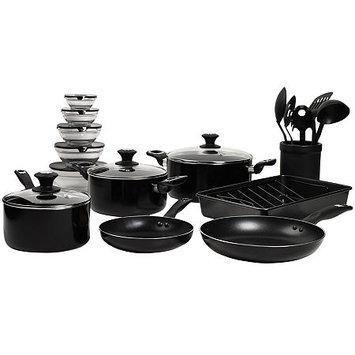 Bella 21-pc. Aluminum Cookware Set