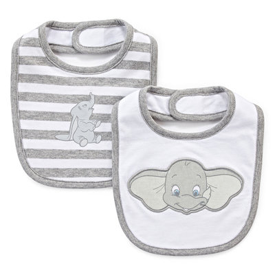 Disney Baby Collection Dumbo 2-pk. Bib Set