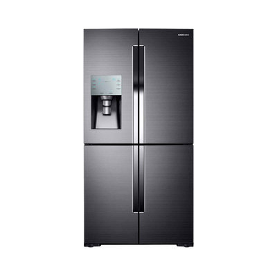 Samsung 28.0 Cu. Ft. French Door Refrigerator - Black Stainless
