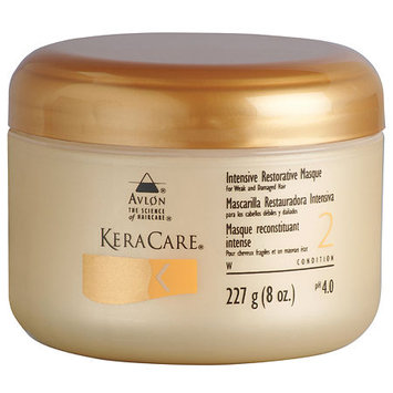 KeraCare Intensive Restorative Masque by Avlon for Unisex - 8 oz Masque