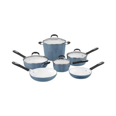 Cuisinart Elements 10-pc. Ceramic Cookware Set
