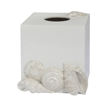 Creative Bath Seaside Tissue Holder